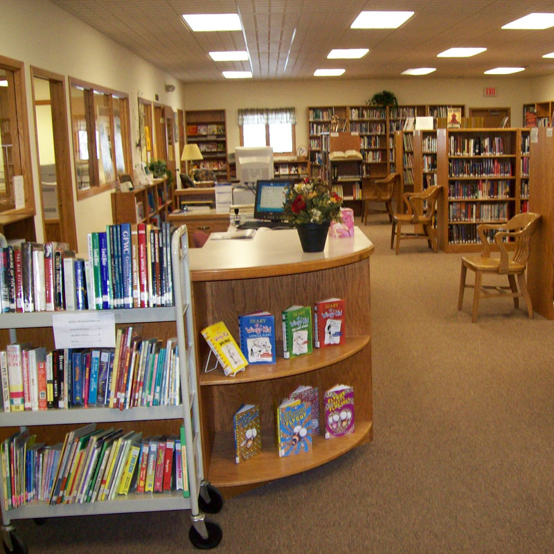 4249349-library